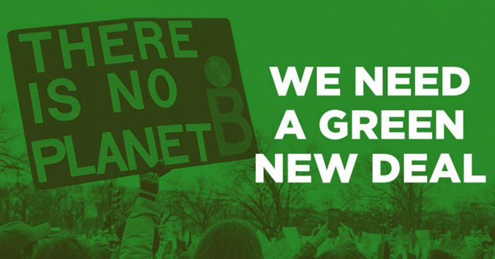 Time for a Northern Green New Deal