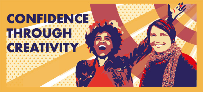 Confidence Through Creativity Online Course
