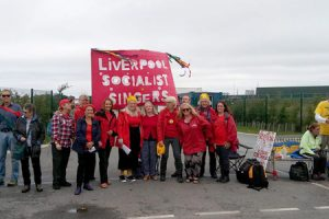 Updates from Liverpool Socialist Singers
