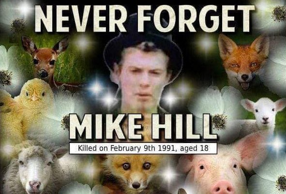 Mike Hill 30 Years On – Never Forgotten and Never Forgiven