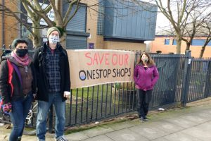 'Pop-up' plans to shut One Stop Shops