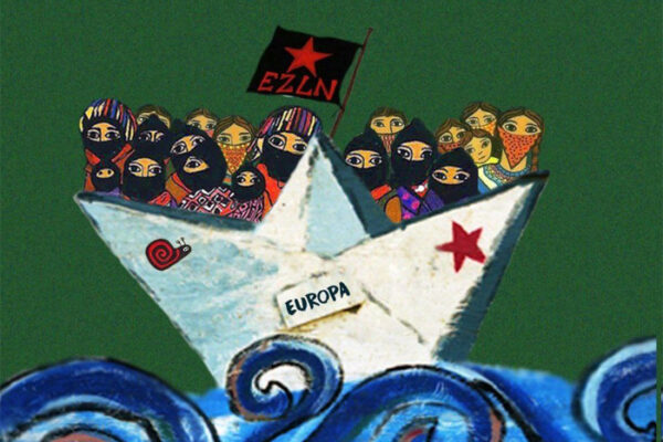 A Zapatista Journey and Declaration for Life