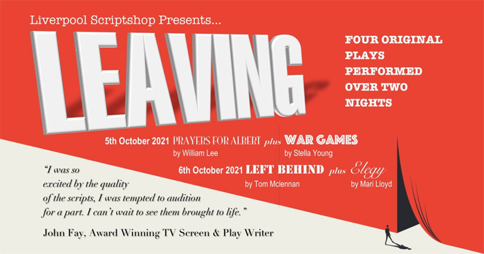 Four plays by local writers premier at Hope Street Theatre